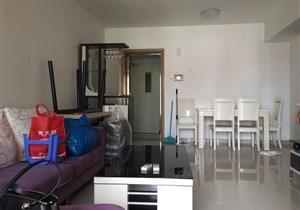 四海公寓 标准两房  诚心出租 家电齐全