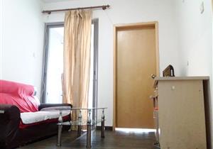 深蓝公寓,30万精装,标准一室,客厅出阳台