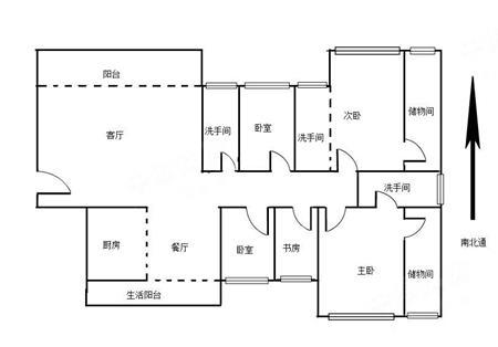 奥林华府(二期)-户型图
