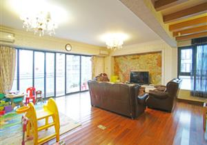 中信红树湾 191平 3房 高楼层 高尔夫景观