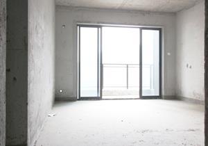 梧桐春晓三房 客厅出阳台 户型方正朝 88+40平高扩展