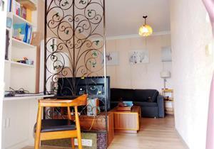 世纪村经典一房一厅 精致装修 户型方正 诚心出售