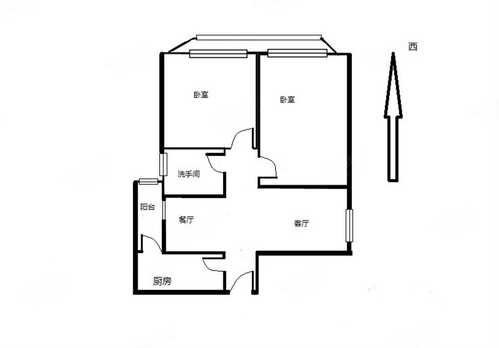 瑞昌大厦-户型图