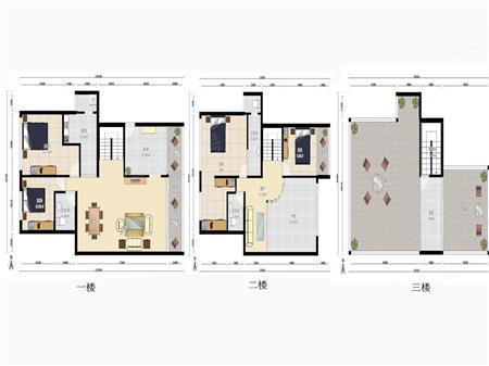温馨家园-户型图
