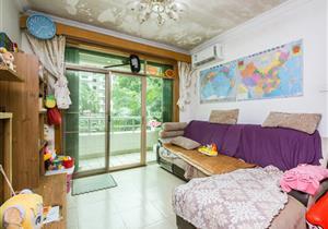 精装两房急售,满二无税,带学位,地铁口,怡乐花园
