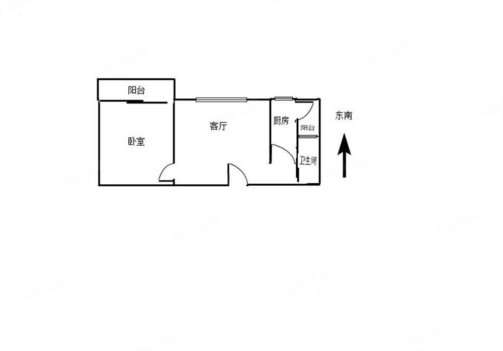 花乡家园-户型图