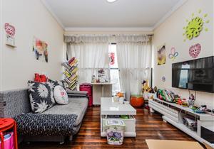万科城丁香公寓 一房一厅可改两房