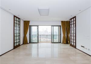 香蜜湖一号 245平米 高楼层看全湖景 带豪华装修