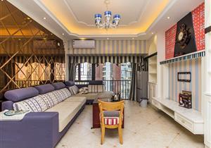 颐安一期中楼层 欧式风格装修 看房随时方便