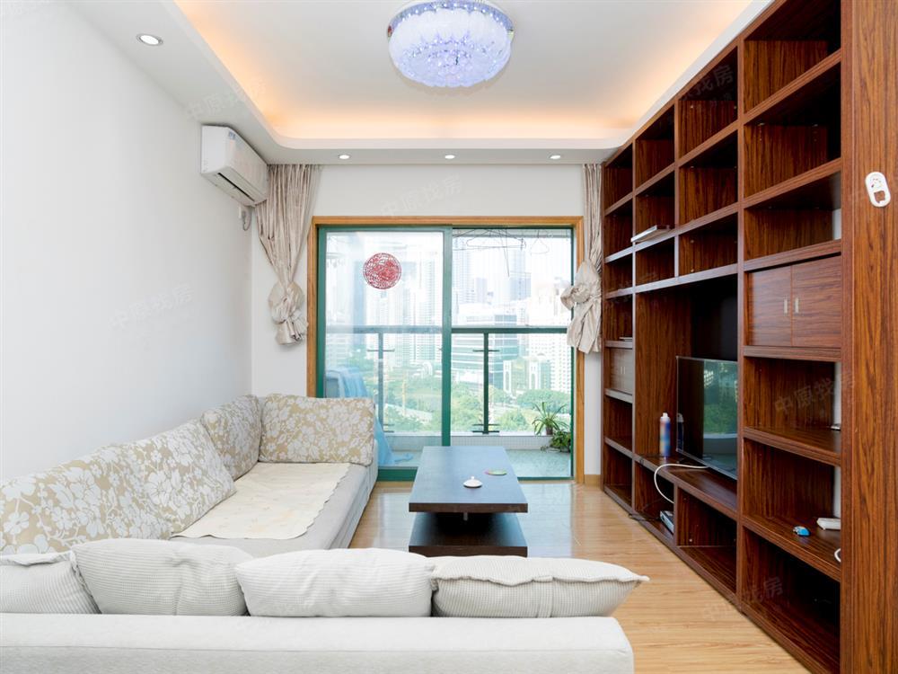 高層五萬元裝修100平方圖片客廳