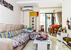 外国语精装复式房,买一送一,满二税少,低市价20万急售!
