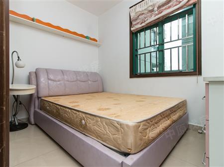 名骏豪庭 大型社区简装三房 采光通透 客厅出阳台 红本无税